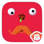 Monki Animal Builder (动物创建工具) - 儿童和婴儿的语言