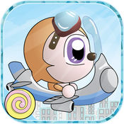 西瓜小猴: 飞空坠机 1.1.0