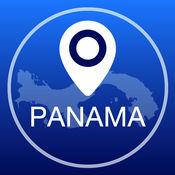 巴拿马离线地图+城市指南导航,旅游和运输 2.5