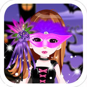 装扮怪物女孩-儿童换装沙龙游戏 1