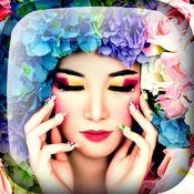 花冠 髮型 花卉 照片编辑软件  1