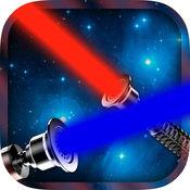 银河系战士激光剑 - 加入相机拍照功能的仿真音效激光剑 1.