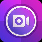 电影制作随着照片幻灯片的Movie Maker为Instagram的 1