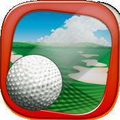 酷派快速高尔夫模拟器 - 一个有趣的球体滚压转轮冒险