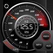 Speedo的GPS速度跟踪,汽车车速表,循环电脑,行车电脑,路由跟踪,H