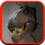 迪诺动物园:游戏的孩子5岁,恐龙声音,困惑与配对游戏 1