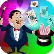扑克牌魔术 - 趣味卡儿童游戏 1