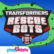 《变形金刚援救机器人:空中森林援救》 2