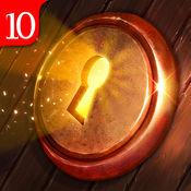 密室逃脱升级版10:逃出神秘列车100个房间-史上最牛的密室逃