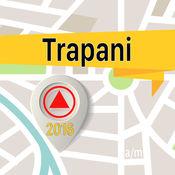 Trapani 离线地图导航和指南 1