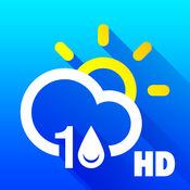 10日天氣:動畫的高清動態壁紙為您呈現24小時的詳細預報