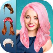 发型及理发 - 化妆照片编辑器 1.1