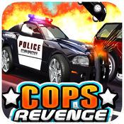 的警察復仇 -警车拆除公路(游戏销毁爱好者) 1