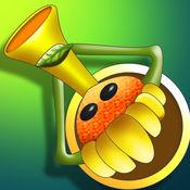 植物军僵尸射击 - 最好的枪战街机游戏 1.5