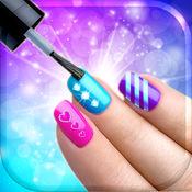 指甲彩绘 改头换面 指甲设计  1.1
