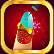 指甲护理沙龙 - 虚拟修指甲和时尚的想法对于迷人的女孩 1