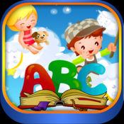 学习ABC英语教育游戏的孩子 1.05