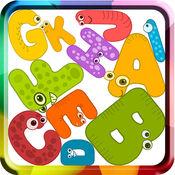 学习ABC歌曲和123学龄前的孩子 - 幼儿园教育与拼音闪存卡