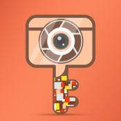 隐私相册 - 隐藏私密照片视频保险箱,伪装计算器+指纹识别+伪密码+PIN安全锁
