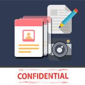 私人照片和联系人 - 锁图片和笔记 1.2