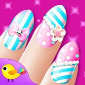 美甲沙龙™-女孩子们的美容、打扮、化妆、换装游戏 1.2