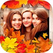 秋天相框 - 相册和拼贴 1