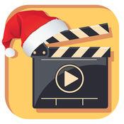 新年 幻灯片 - 电影 和 视频 编辑 1