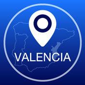 瓦伦西亚离线地图+城市指南导航,旅游和运输 2.5