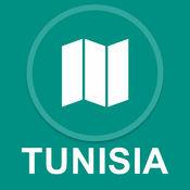 突尼斯 : 离线GPS导航 1