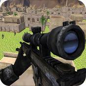 愤怒 计数器 直升机 任务 - 狙击手 游戏 2017年 1