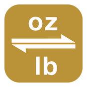 盎司换算为磅 | oz换算为lbs 3.0.0