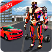 未来 机器人 汽车 模拟器 1