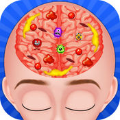 虚拟脑部手术模...