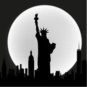 纽约市导游: 最好离线地图街景和视频与紧急求助信息 2