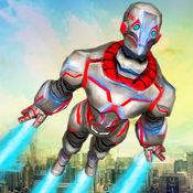 超级英雄 机器人...