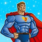 超级英雄个动作机器人 : 记忆游戏 2