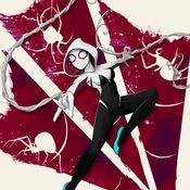 高级超级英雄壁纸的蜘蛛侠 1
