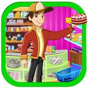 超市男孩甲方购物 - 一个疯狂的礼品市场和杂货店游戏 1.0.
