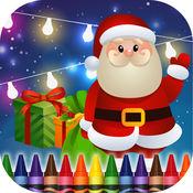 彩图圣诞老人 2