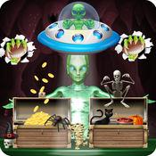 超市 经理 外星人 - 现金 登记册