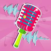 声频变声编者 - 用玩笑声音效果变换你的录音 1