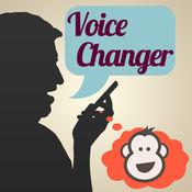 变声 音频效果 录音机 - 录制的声音 改变你的演讲 和 修改