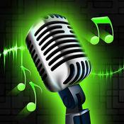 变声 声音编辑器 - 改变录音 随着 有趣的效果 1