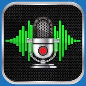 语音记录器和编辑器 – 改变你的声音以有趣的声音效果