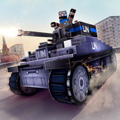 我的 卡通 坦克 ...