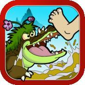 沼泽赛车手: 游戏时间赛跑 (Swamp Racer : A Race Against