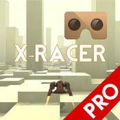 VR XRacer Pro: 的 1 最好的虚拟现实航天 赛车游戏 3D VR