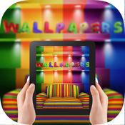 壁纸和主题的iPhone - 美丽的高清背景图片为家庭和锁屏 1.