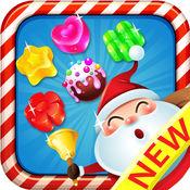 甜蜜圣诞老 - 好玩糖果匹配 3 1.5
