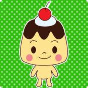 可爱图片 by TOSHIYAN LINE贴图、QQ表情、微信表情(Wechat